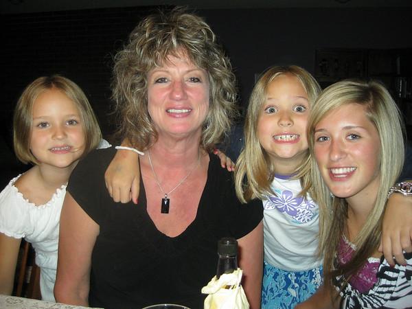 Family visits September 2009
