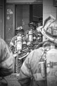 Arthur Ave. Fire (Bronx, NY) 10/31/13
