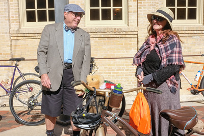 7th Annual SATX Tweed Ride and Toy Drive 9Dec18