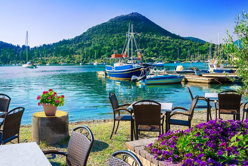 Resort in Lefkada