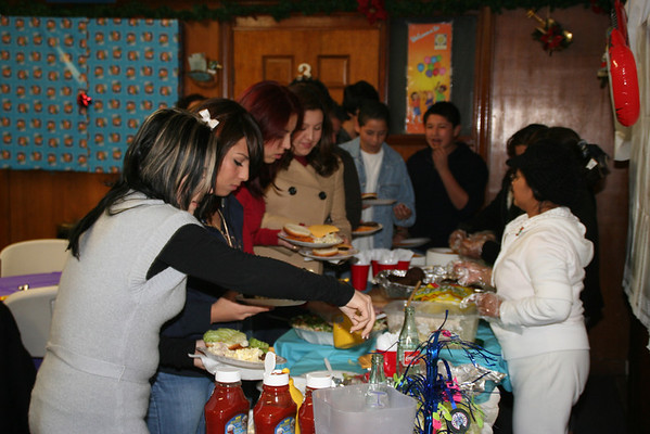Christmas Banquet 2007