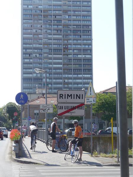 Do 14.6.13: Torre Pedrera - Rimini Hinterland - Ponte Messa