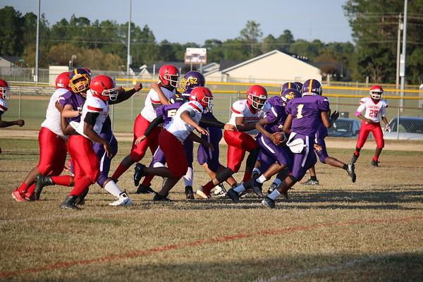 20191106 Football - Cardinals vs. Pirates (MOV)