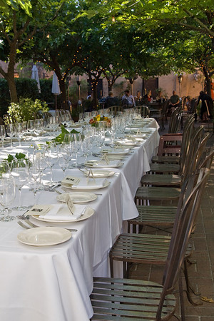 Courtyard Venue - Restaurant