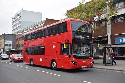 London, 20 April 2017
