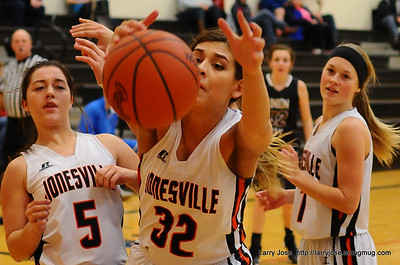 Jonesville vs Union City Varsity Girls Basketball