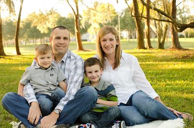 Hudrieser family
