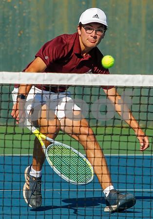 Tennis Dexter at Huron 09-02-2021