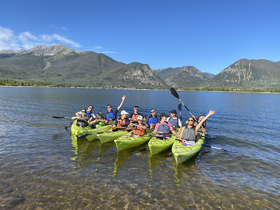 7/27 kayak tours