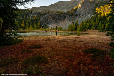 2020 - Larch Lake