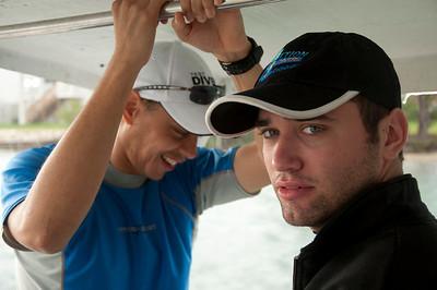 (J)JAMS Reunion Dive Trip 2012
