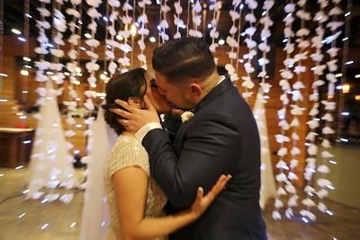 Rachel and Daniel wedding pic