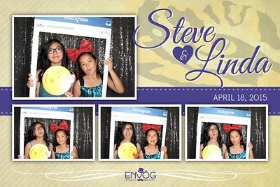 Steve & Linda (prints)
