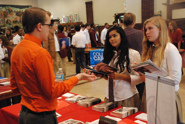College Fair & Table Talks