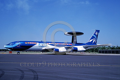 E-3 Sentry Easter Egg Colorful Military Airplane Pictures