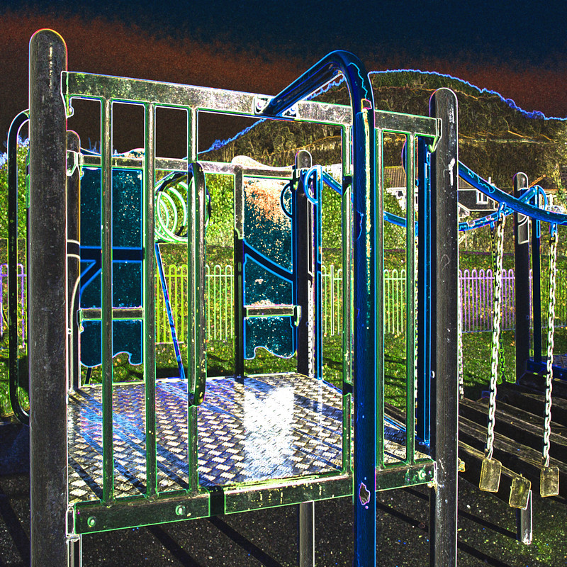 Climbing Frame~11262-3ges.