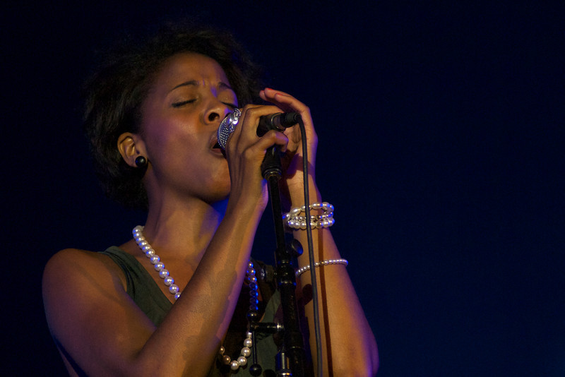 Gizelle Smith Montreal Jazz Festival July 3rd 2011