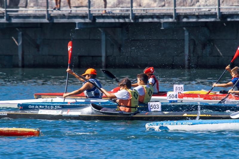 504 Club de Mar Ria de 4 dan 22.00 503 ALDAN Club de Mar Ria de Aldan