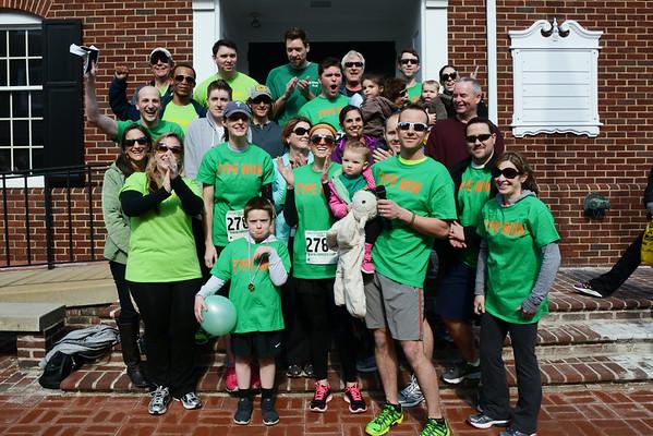 CCHF: Dash for Diabetes Walk/Run
