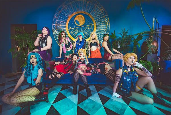 Punk Sailormoon