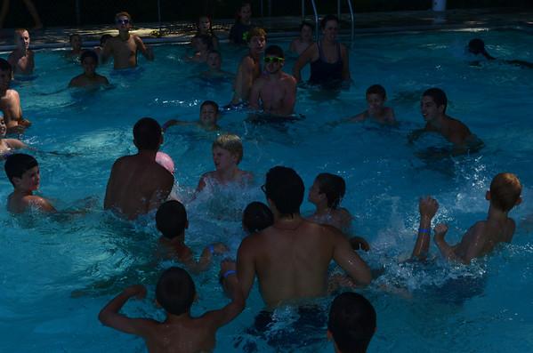Wednesday Pool Time
