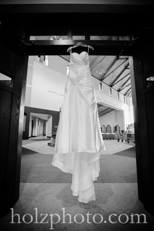 Kelsey & Kevin B/W Wedding Photos
