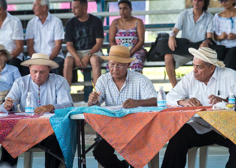 the talent judges