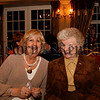 Myrtle Livingston & Frances Hamilton enjoying the Concern Fashion Show, 07W13N61
