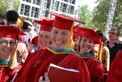 Ann's USC Graduation [2008]