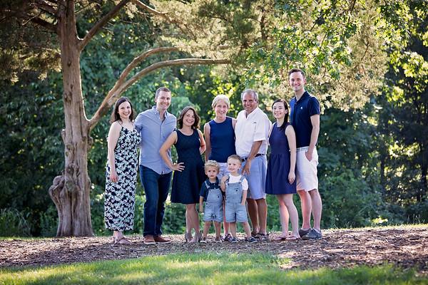 Lauren's extended family