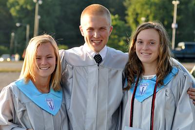 2011-06-14 Butler High School Graduation