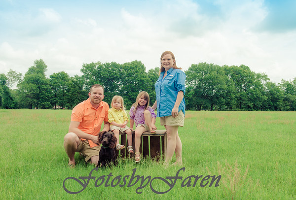 Hilley Family Shoot May 2018