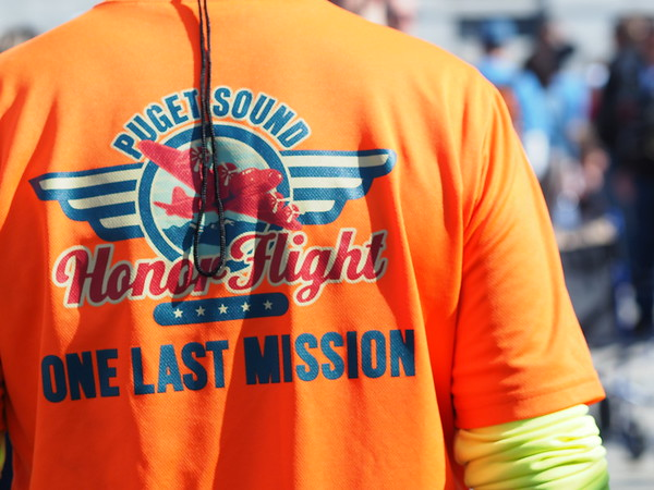 2018 April Photos Courtesy of  Honor Flight Ground Crew Steven  Chin and Fiona Sim
