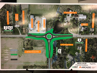 ODOT hosts information session on proposed roundabout