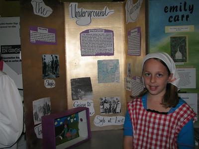 2009 - Toronto East Regional Heritage Fair