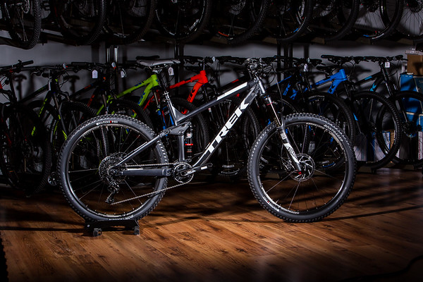 Demos, Closeouts, and Feature Bikes 20170303