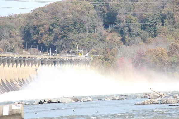 Conowingo Dam 10-31-2018