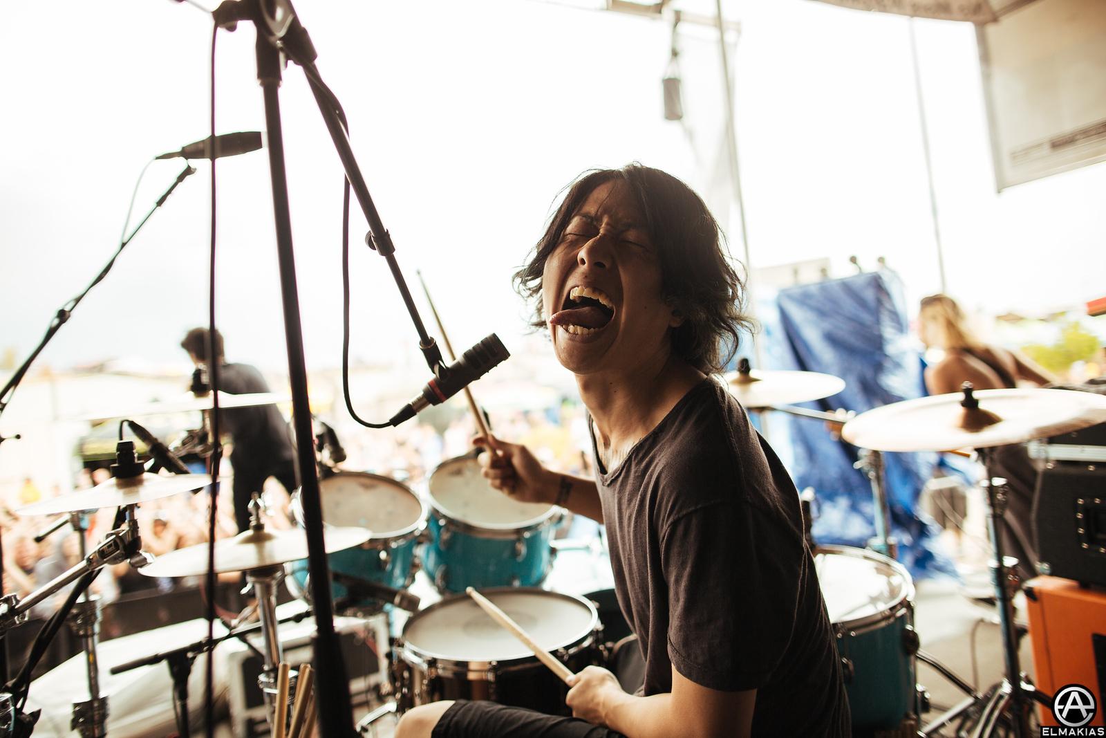 Tomoya Kanki of ONE OK ROCK