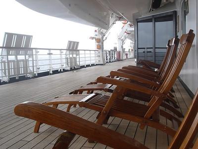 Day 6 - at sea