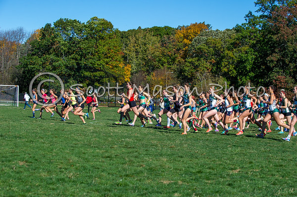 Boston Mayor's Cup XC 2016