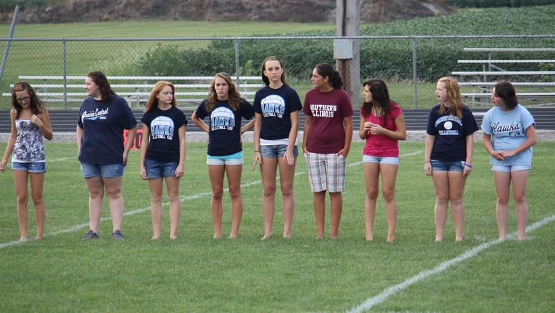 High School Volleyball 2010
