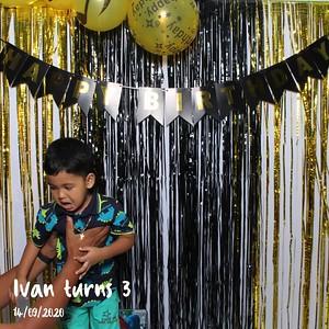 200914 - Ivan's Birthday