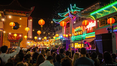 Chinatown Summer Nights June 2019