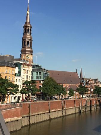 Europe-Hamburg