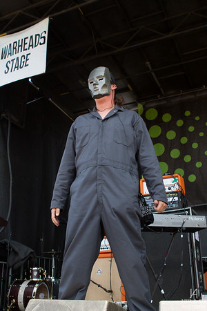The Protomen @ Warped Tour 2014
