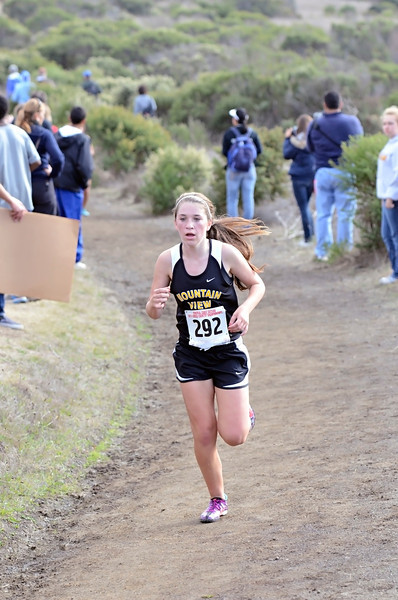 Melissa exorcised some of the frustrations from this year by finishing 10th in 19:11, a phenomenal 28-second PR despite having missed much of the early season with a stress fracture, and then suffering through all the aches and pains of trying to train through a recovery process. To notch a PR after all that is just a glimpse of how tough this girl is. She must have picked up some of Emily Andrew's Phoenix complex.