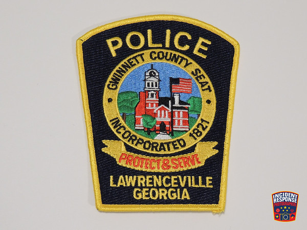 Georgia Police Patches