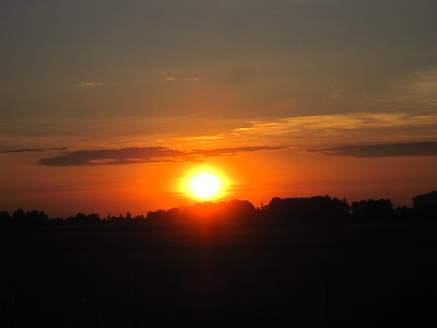 Sept 6 2016 :: Sunset