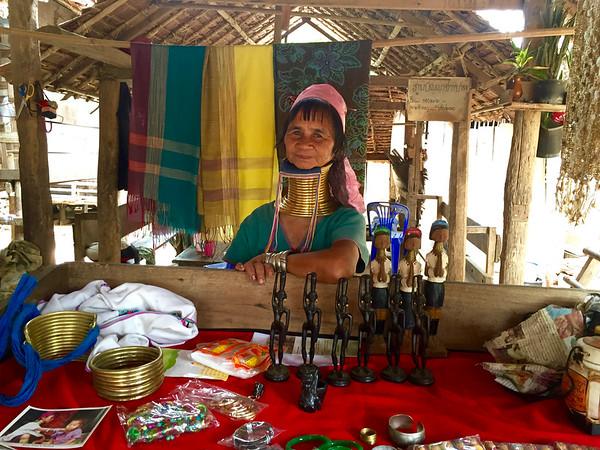 Kayan (Long Neck) Village