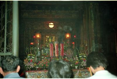 Temple's Idol. Taipei
